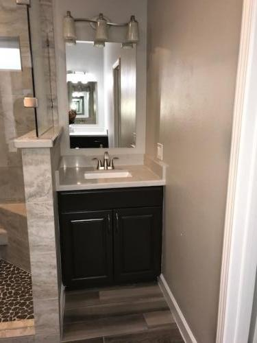 bathroom remodel, , cabinetry, vanity